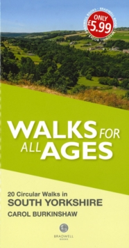 Walks for All Ages South Yorkshire, Paperback / softback Book