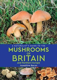 A Naturalist's Guide to the Mushrooms of Britain and Northern Europe (2nd edition), Paperback / softback Book