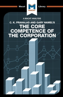 The Core Competence of the Corporation, Paperback / softback Book