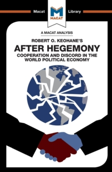 After Hegemony, Paperback Book