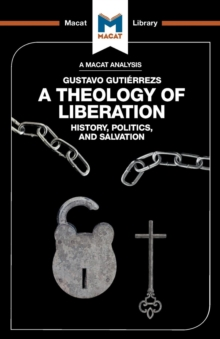 A Theology of Liberation, Paperback / softback Book