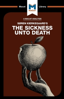 The Sickness Unto Death, Paperback Book