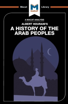 A History of the Arab Peoples, Paperback / softback Book