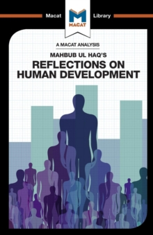 Reflections on Human Development, Paperback Book