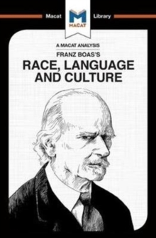 Race, Language and Culture, Paperback Book
