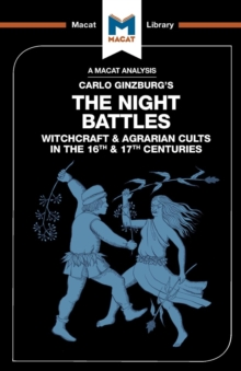 The Night Battles : Witchcraft and Agrarian Cults in the Sixteenth and Seventeenth Centuries, Paperback Book