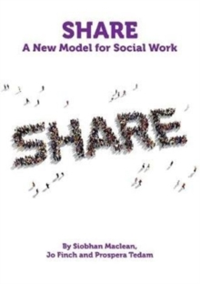 Share : A New Model for Social Work, Paperback Book