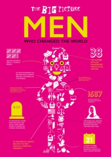 Men Who Changed the World, Hardback Book
