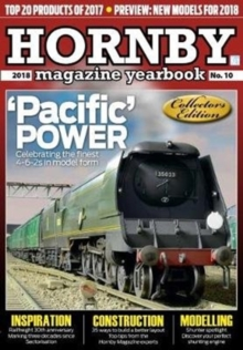 Hornby Magazine Yearbook : 10, Hardback Book