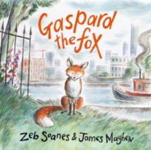 Gaspard The Fox, Hardback Book