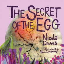 The Secret of the Egg, Hardback Book