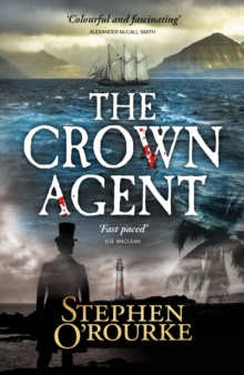 The Crown Agent, Hardback Book