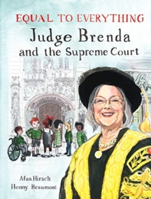 Equal to Everything : Judge Brenda and the Supreme Court, Hardback Book