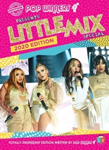 Little Mix by PopWinners 2020 Edition, Hardback Book