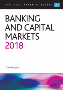 Banking and Capital Markets 2018, Paperback Book