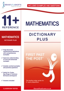 11+ Reference Mathematics Dictionary Plus, Paperback / softback Book