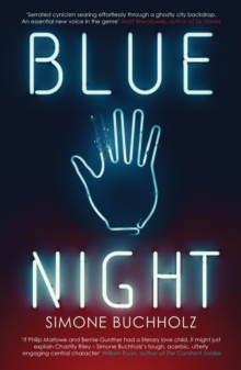 Blue Night, Paperback Book