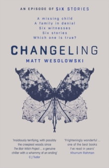 Changeling, Paperback / softback Book