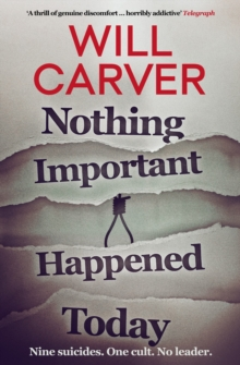 Nothing Important Happened Today, Paperback / softback Book