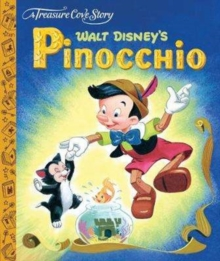 A Treasure Cove Story - Pinocchio, Paperback / softback Book