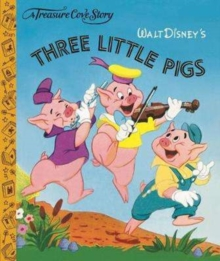 A Treasure Cove Story - Three Little Pigs, Hardback Book