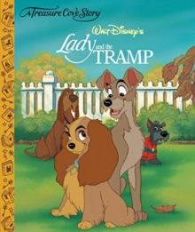A Treasure Cove Story - Lady and the Tramp, Hardback Book