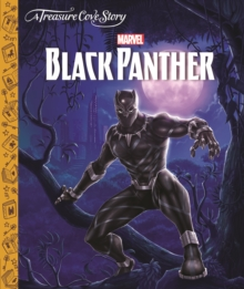 A Treasure Cove Story - Black Panther, Hardback Book