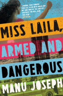 Miss Laila, Armed and Dangerous, Paperback Book