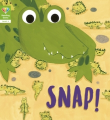 Reading Gems: Snap! (Level 4), Paperback / softback Book