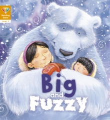 Reading Gems: Big and Fuzzy (Level 2), Paperback Book