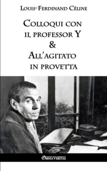 Colloqui Con Il Professor y & All'agitato in Provetta, Paperback / softback Book