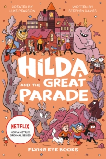 Hilda and the Great Parade, Paperback / softback Book
