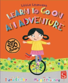 Learn To Go On An Adventure, Paperback Book