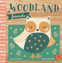 Woodland Friends, Board book Book