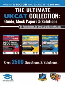 ULTIMATE UKCAT COLLECTION, Paperback Book