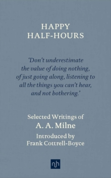 Happy Half Hours, Hardback Book