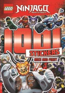Lego - Ninjago - 1001 Stickers, Paperback / softback Book