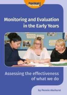 Monitoring and Evaluation in the Early Years, Paperback / softback Book