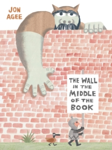 The Wall in the Middle of the Book, Hardback Book