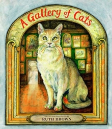 A Gallery of Cats, Hardback Book