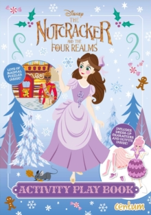 The Nutcracker and the Four Realms Press-Out Activity Book, Paperback / softback Book