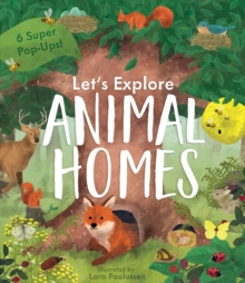 Animal Homes, Novelty book Book