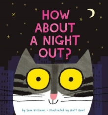 How about a night out?, Hardback Book