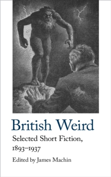 British Weird, Paperback / softback Book