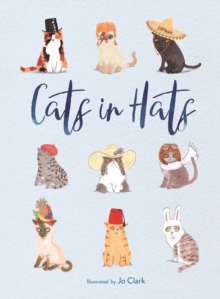 CATS IN HATS, Hardback Book