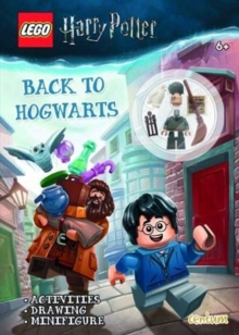 Lego - Harry Potter - Activity Book with Mini Figure, Mixed media product Book