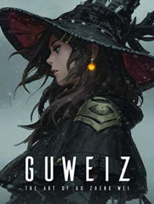 The Art of Guweiz, Hardback Book