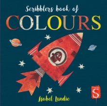 Scribblers Colours Board Book, Board book Book