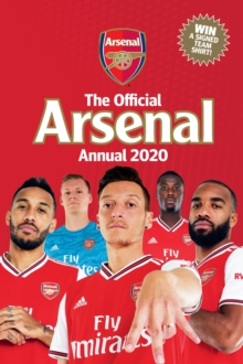 The Official Arsenal Annual 2020, Hardback Book