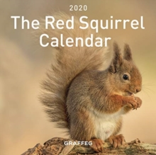 The Red Squirrel Calendar, Calendar Book